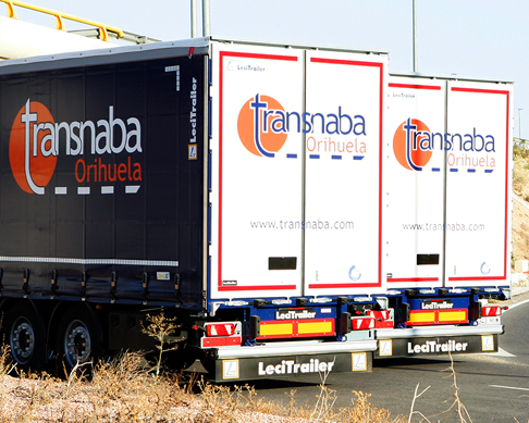 flota camiones